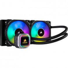 Cooler procesor Corsair Hydro Series H100i RGB Platinum 240mm