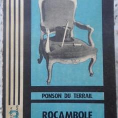 ROCAMBOLE DRAMELE PARISULUI VOL.1 - PONSON DU TERRAIL
