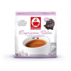 Capsule cafea Bonini Espresso Seta - Compatibile Dolce Gusto® 10 buc