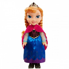 Papusa Frozen toddler rochie noua Anna
