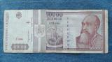10000 Lei 1994 Romania / seria 178105