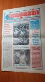 ziarul magazin 15 noiembrie 1986-referendumul pt pace din 23 noiembrie