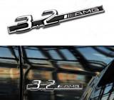Emblema 3.2 AMG pentru aripa Mercedes, Mercedes-benz