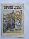 Ziarul Universul Literar ,nr. 47 , 1902 , Regele Carol I , cromolitografie