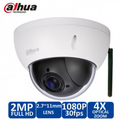 Camera supraveghere IP wireless Dahua SD22204T-GN-W, 2 MP, 2.7 - 11 mm