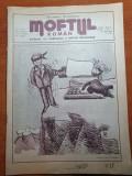Revista moftur roman anul 1,nr. 2 - din 1990 - revista de satira si umor