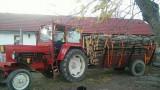 Tractor U650 si remorca