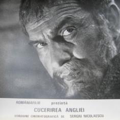 Film/teatru Romania - fotografie originala (25x19) - Cucerirea Angliei
