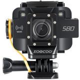 Camera Video Sport iUni Dare S80 Black, WiFi, GPS, mini HDMI, 1.5 inch LCD, Starlight Night Vision by Soocoo