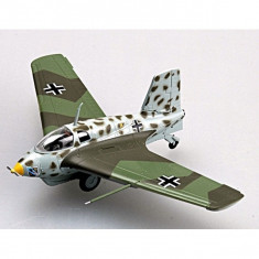 Macheta Easy Model, Me 163 B-1a of ll./JG400 1:72