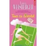 Tenis cu diavolul, LaurenWeisberger