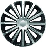 SET 4Buc. CAPACE ROTI 14` SILVER&BLACK TREND, Mega Drive