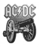 Insigna AC/DC: For Those About To Rock