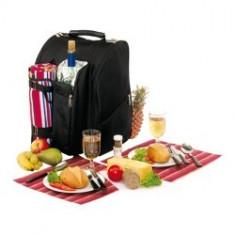 Rucsac picnic Diabolo, Set vesela, Weser
