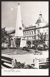 CLUJ – MONUMENTUL EROILOR SOVIETICI – RPR - CP CIRCULATA #colectosfera