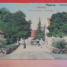 FAGARAS - DOMENIILE STATULUI - EDITATA INAINTE DE 1918, MODIFICATA DUPA -