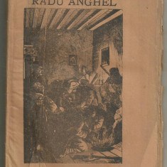 N.D.Popescu / RADU ANGHEL CAPITAN DE TALHARI - editie 1903, ilustrata