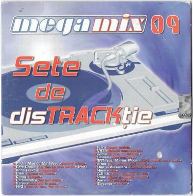 CD audio Various – Megamix 09 Sete De Distrakție foto
