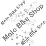 MBS Far complet KTM 300 EXC 2009 #1, Cod Produs: 78014001000KT