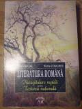 LITERATURA ROMANA RECAPITULARE RAPIDA PENTRU TESTAREA NATIONALA-VICTORIA GAL, HORIA CORCHES
