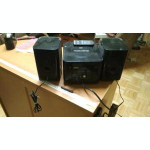 Micro HiFI System Qonix #NEL