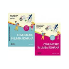 Manual Comunicare in Limba romana pentru clasa a II-a, 2 volume - Maria Emilia Goian