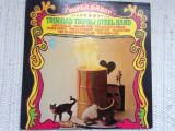Trinidad tripoli steel band super group disc vinyl lp muzica calypso reggae 1971, VINIL