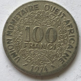P728 Africa Est 100 franci1974
