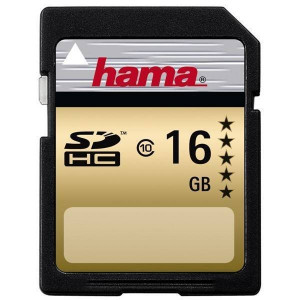 Card Hama SDHC 16GB