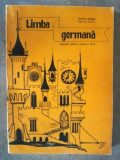 Limba germana. Manual pentru clasa a VI-a - Emilia Savin,BASILIUS ABAGER