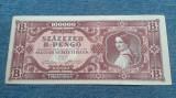 100000 Szazezer B-Pengo 1946 Ungaria