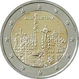 Lituania moneda comemorativa 2 euro 2020 - Dealul Crucilor - UNC, Europa