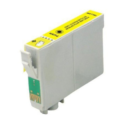 Cartus Epson T0714 yellow compatibil foto