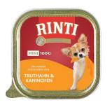 Rinti Gold Mini Pate Curcan si Iepure, 100 g