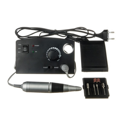 Pila electrica Lila Rossa LR4500, 30.000 rpm, negru foto