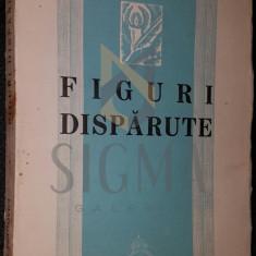 FIGURI DISPARUTE - ION PETROVICI