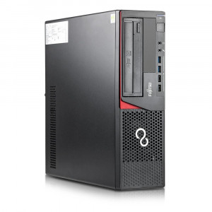 GARANTIE! PC Desktop Fujitsu i3 4130 4GB DDR3 HDD 500GB USB 3.0 DP DVD-ROM