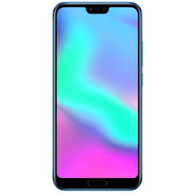 Smartphone Huawei Honor 10 128GB 4GB RAM Dual Sim 4G Blue foto
