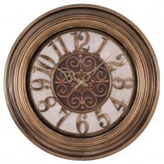 Ceas de perete Antique color 51 x 51 cm