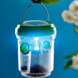 Capcana solara pentru tantari si insecte