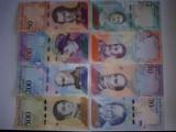 Venezuela Set  2-500  Bolivares 2018 UNC