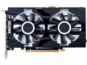 Placa video INNO3D nVidia GeForce GTX 1660 Ti GAMING OC X2 6GB GDDR6 192bit