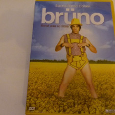 bruno - dvd