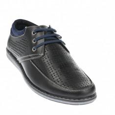 Oferta marimea 41, 43 Pantofi barbati sport pentru din piele naturala - L263N