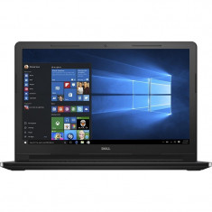 Laptop DELL 15.6'' Inspiron 3567 (seria 3000), FHD, Intel Core i3-6006U , 4GB DDR4, 1TB, Radeon R5 M430 2GB, Win 10 Home, Black, 2Yr CIS, 4 GB, 1 TB