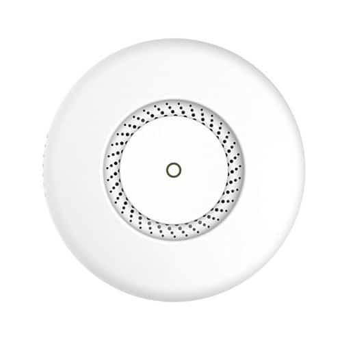 Dispozitiv de acces la internet fara fir , MikroTik , cAP AC L4 2xGbE LAN PoE , alb