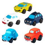 Set 5 masinute colorate Motor Town