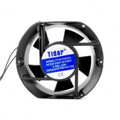 Cooler Ventilator Metalic 220V 172x150x50 mm
