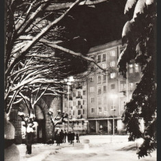 TARGU MURES – PIATA TRANDAFIRILOR - CP CIRCULATA #colectosfera, Fotografie
