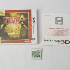 Joc consola Nintendo 3DS 2DS - The Legend of Zelda a Link Between Worlds
